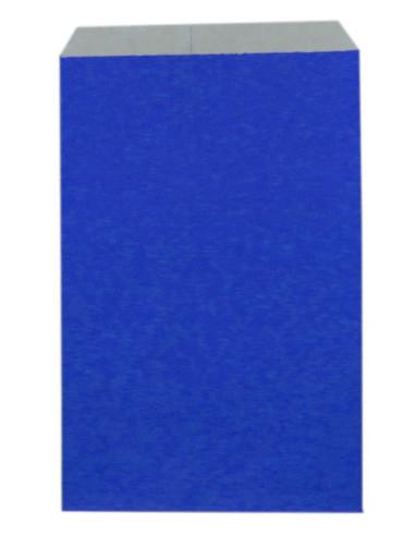 1400 sachets papier bleu 16,5 x 28 cm