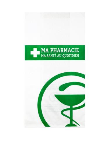 Sachets papier pharmacie medium